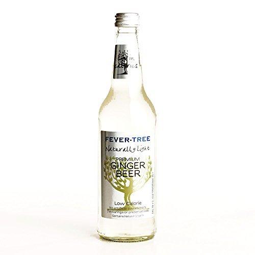 Fever-Tree Light Ginger Beer (4 Items Per Order)