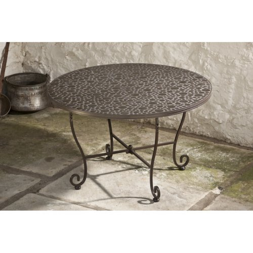 Alfresco Home Bolla 36 in. Round Coffee Table