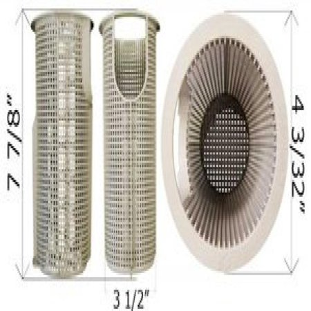 Hayward SPX2800M New Style Strainer Basket Replacement for Hayward Max Flo Pump