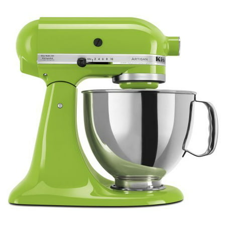 Kitchenaid ksm150psga 5 qt artisan series stand mixer - Walmart kitchen aid stand mixer ...