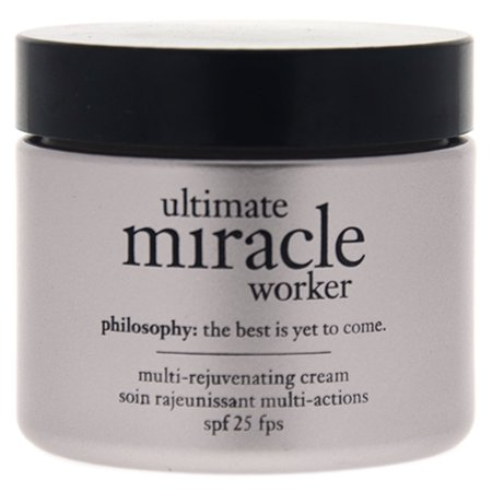 None Creme (Smashbox Philosophy Ultimate Miracle Worker Multi-Rejuvenating Cream SPF 25)