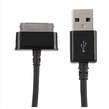 Hight Quality USB Data Cable Charger For Samsung Galaxy Tab 2 10.1 P5100 P7500 Tablet (Samsung Chargers For 7 Tablets)