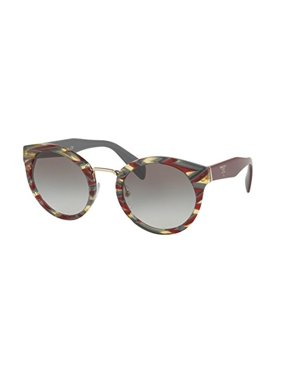 2ad32374807 Product Image Sunglasses Prada PR 5TS VAP0A7 SHEAVES BORDEAUX GREEN