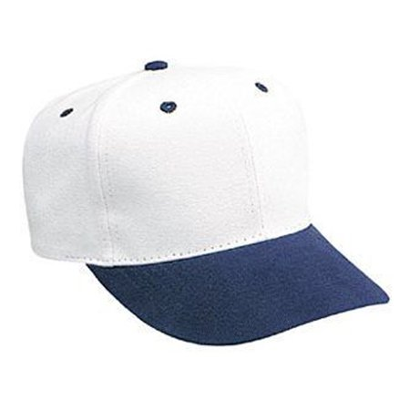 Denim Pro Style Caps (Otto Cap Brushed Bull Denim Pro Style Caps - Hat / Cap for Summer, Sports, Picnic, Casual wear and Reunion etc)