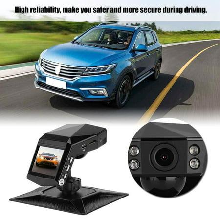 Garosa 2Inch 1080P 170 Degree High Resolution Super Wide Angle Camera Vehicle DVR Car Video Recorder, Car Cam Recorder, Vehicle Rearview Recorder - image 5 of 8