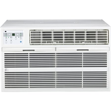 Perfect Aire 12,000 BTU Through the Wall Heat/Cool Air Conditioner with Remote Control