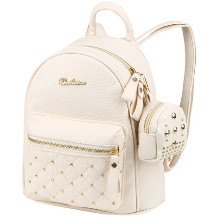 official images buying cheap sports shoes VBIGER PU Leather Mini Backpack Purse Fashion Travel Backpack for Women Girl