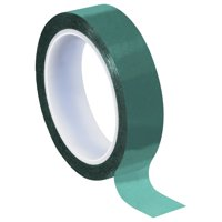 T9634002PK Green Polyester Film 1/2 Inch x 72 yds. Tape Logic PET Tape Made In USA CASE OF 2