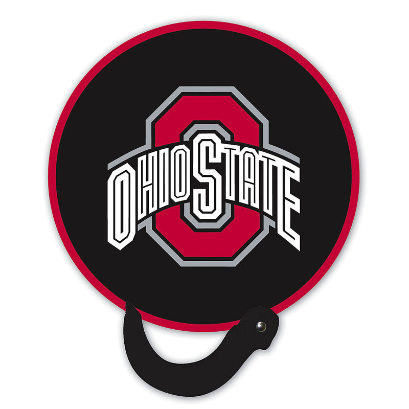 Ohio State Buckeyes Official NCAA 8 inch  Personal Fan by Evergreen