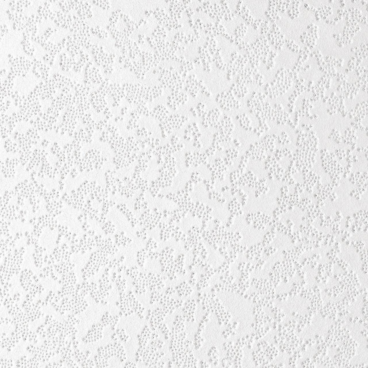USG Advantage Lace 4260 Tongue and Groove Ceiling Tile, 12 in L x 12 in W x 1/2 in T, Wood Fiber