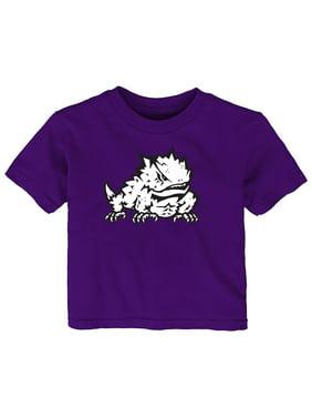 texas christian tcu horned frog future tailgater infant/toddler t-shirt