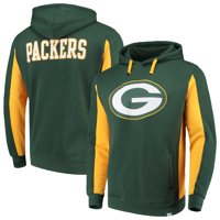 Product Image Green Bay Packers NFL Pro Line by Fanatics Branded Team  Iconic Pullover Hoodie - Green 02a6aa960