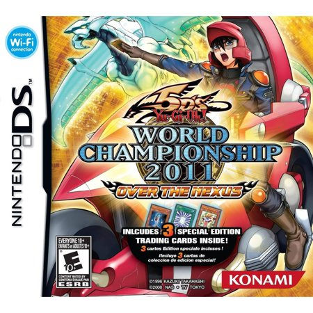 YU-GI-OH:5D World Championship 2011: Over the Nexus (DS)
