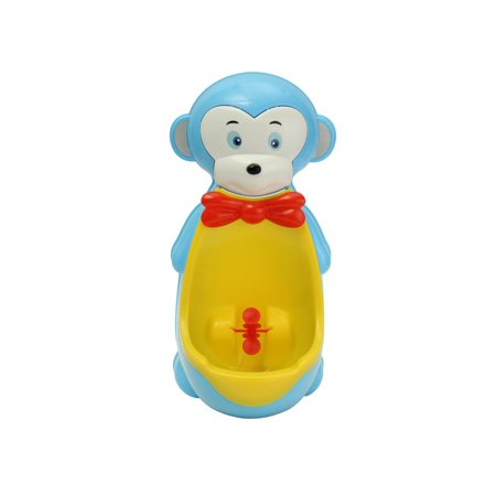 Lovely Monkey Baby Toilet Training Children Potty Urinal Pee Trainer Urine For Boys with Funny Aiming Target - Target Baby Sale Dates