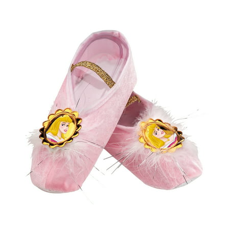 Disney Aurora Ballet Slippers Child Halloween Costume Accessory - Working On Halloween