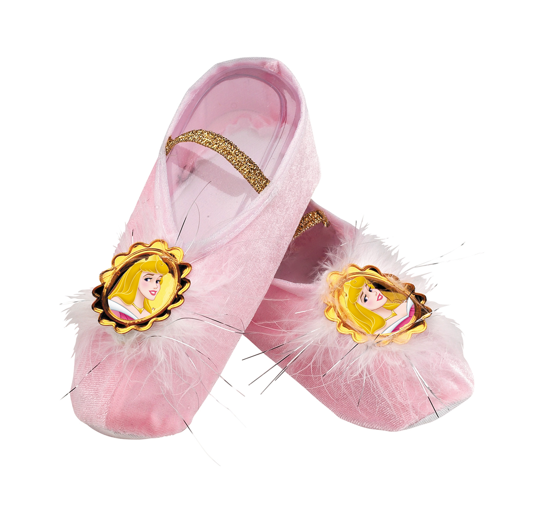 Disney Aurora Ballet Slippers Child Halloween Costume Accessory