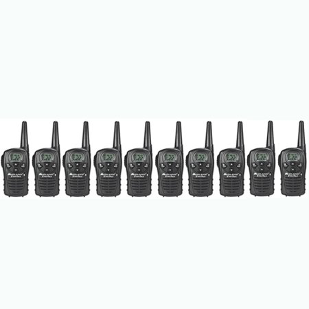 Midland LXT118VP (10 Pack) 2Way Radio by