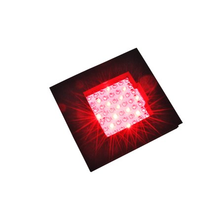 Infrared LED Therapy Pad Dual Light Deep Penetration For Pain Relief Safe, Effective, Easy, Aids Healing, Circulation, Chronic Pain, and