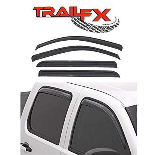 Trail FX Plst 14309 Rain Guard