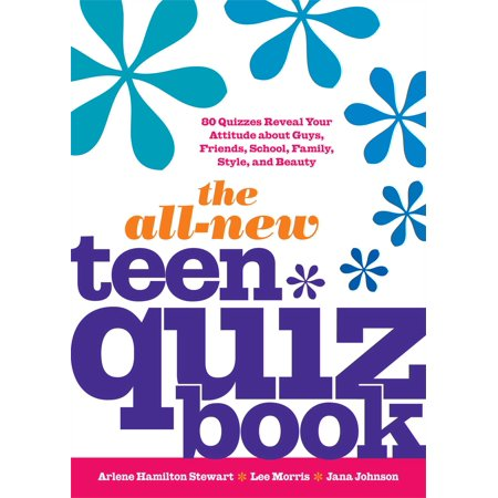 The All-New Teen Quiz Book (Paperback)