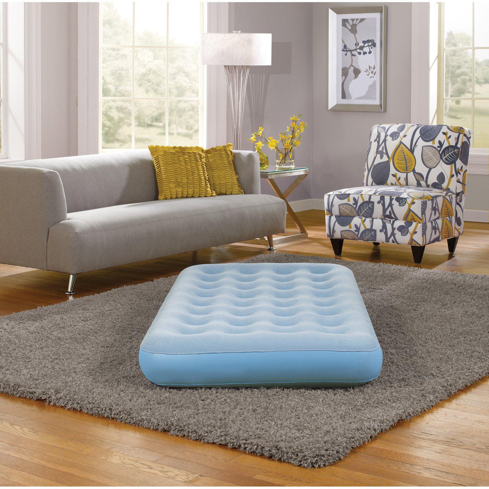 Simmons BeautySleep Smart Aire 9 inch Air Bed Mattress by