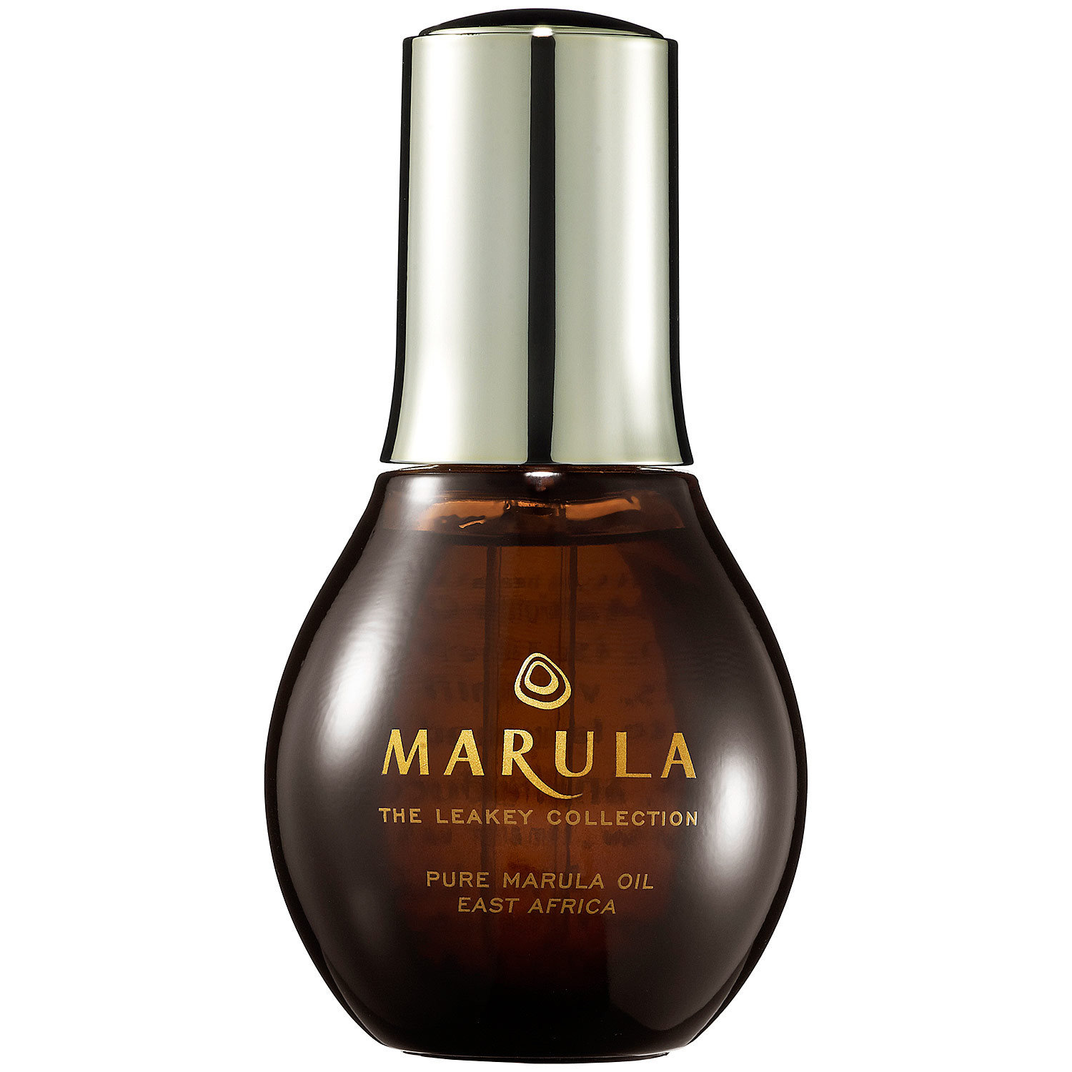 Marula Pure Beauty Oil Facial Oil, 1.69 oz. Soft Silicone Face Exfoliating Blackheads Dirt Wash Pad Facial Makeup Cleansing Brush Tool for Beauty