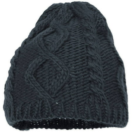 Magid Cable Knit Beanie Hat