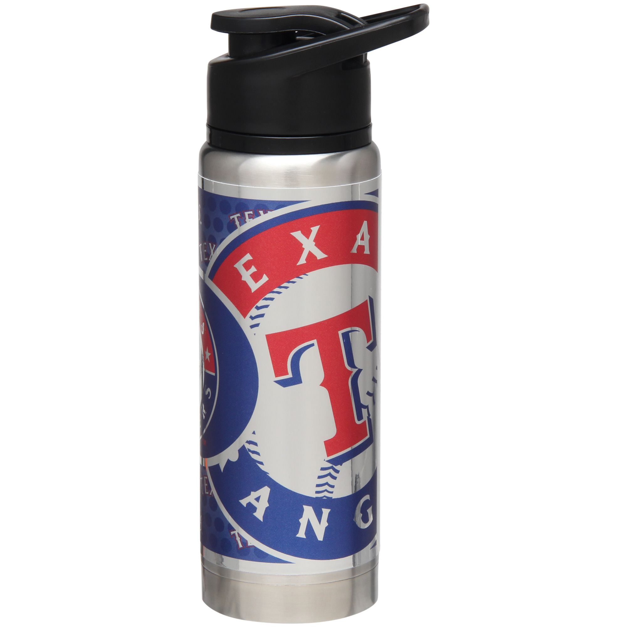 Texas Rangers 20oz. Double Wall Stainless Steel Tumbler - No Size