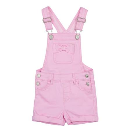 Jordache Denim Shortalls (Toddler Girls)