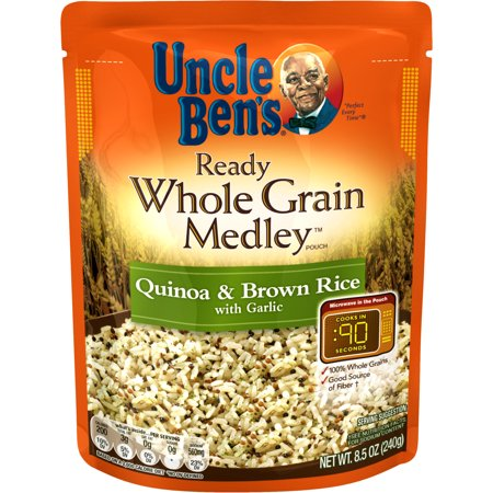 UNCLE BEN'S Ready Medley: Quinoa & Brown Rice, 8.5oz