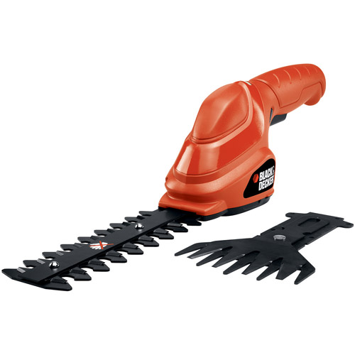 Black and Decker 2-in-1 Garden Shear Combo