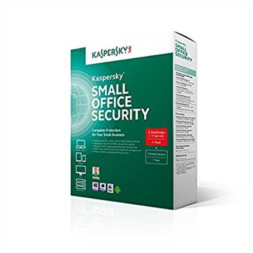 Kaspersky Lab Small Office Security 5