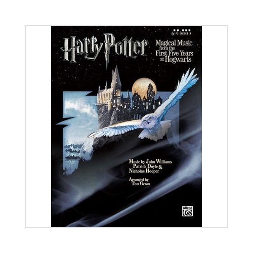 Alfred 00-32710 Harry Potter Magical Music - Music Book
