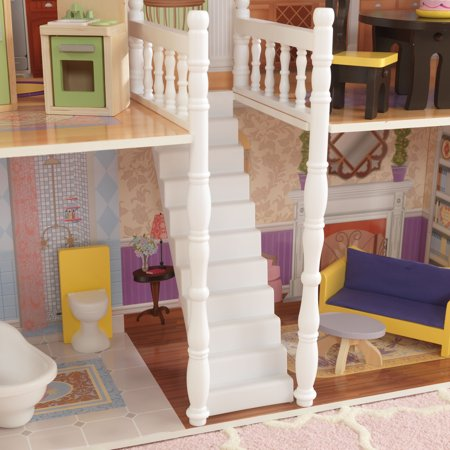 Best KidKraft Savannah Dollhouse with 13 accessories included deal