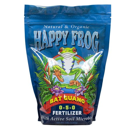 High Phosphorus Soil - FoxFarm FX14056 FoxFarm Happy Frog High Phosphate Bat Guano Fertilizer, Happy frog high phosphorus bat guano fertilizer is perfect for gardeners who want the extra.., By Fox Farm