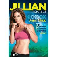 Jillian Michaels: Kickbox Fastfix (DVD)
