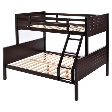 Corliving Twin Over Full Bunk Bed