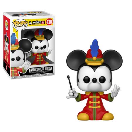 Funko POP! Disney: Mickey's 90th - Band Concert (Halloween Pops Concert)