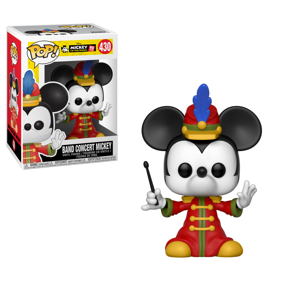 Funko Pop Firefighter MICKEY Disney #427 New Mint 90 Year Anniversary Rare