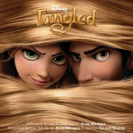 Tangled Soundtrack (CD) - Halloween 7 Soundtrack