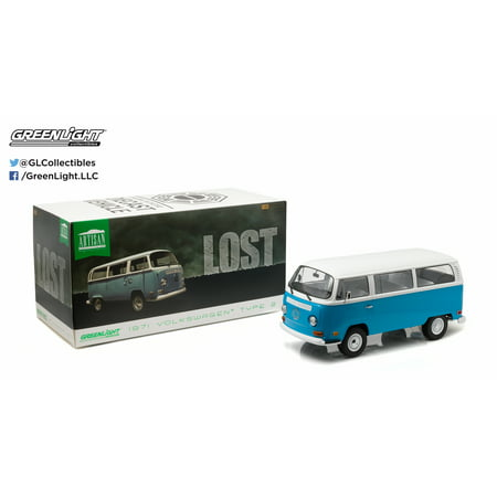 1:18 Artisan Collection - Lost (TV Series, 2004-10) - 1971 Volkswagen Type 2 (T2B) Darma Van (Volkswagen Series)