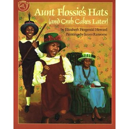 Aunt Flossie's Hats (and Crab Cakes Later) - Crusty Crab Hat