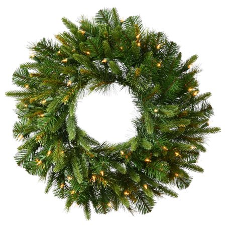30 pre lit battery operated mixed pine cashmere christmas wreath clear lights. Black Bedroom Furniture Sets. Home Design Ideas