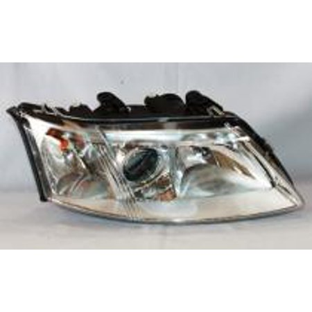 go parts 2003 2007 saab 9 3 front headlight headlamp. Black Bedroom Furniture Sets. Home Design Ideas
