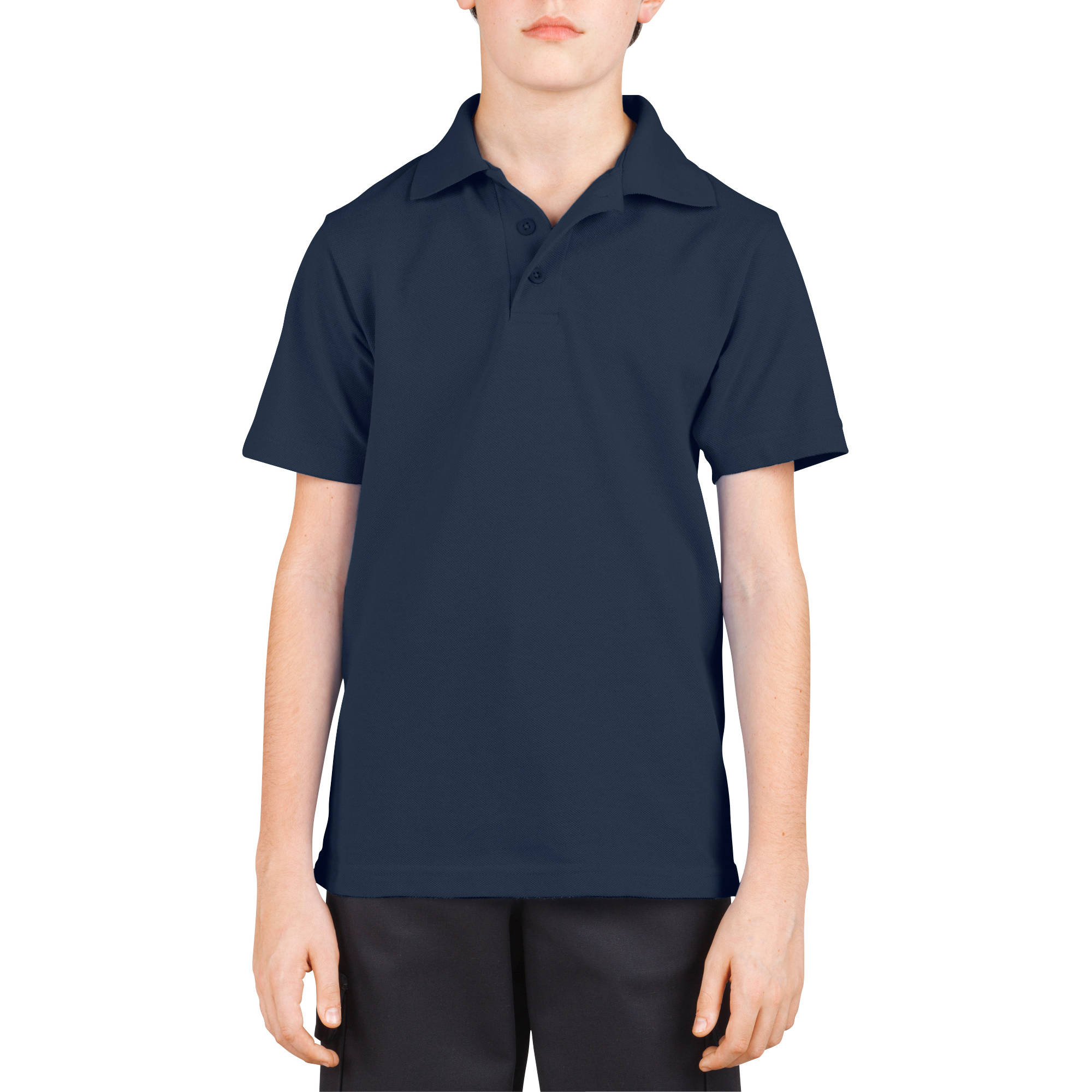 Dickies - Boys' Short-Sleeve Polo Shirt