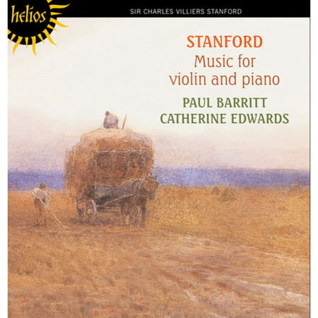 Stanford: Music for Violin and Piano](Violin Halloween Music)