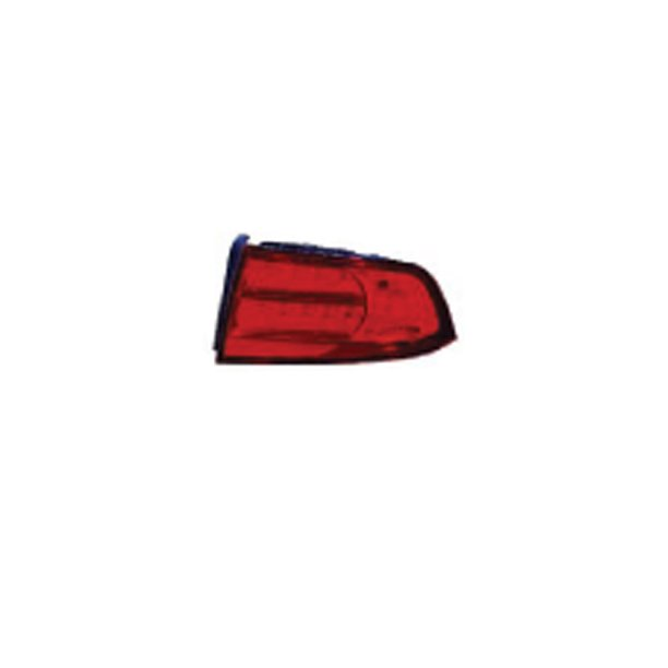 Replacement Depo 327-1901R-UF Passenger Side Tail Light