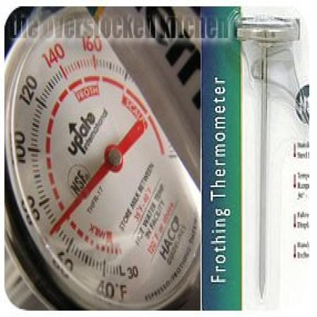 Update International THFR-17 Frothing Thermometer