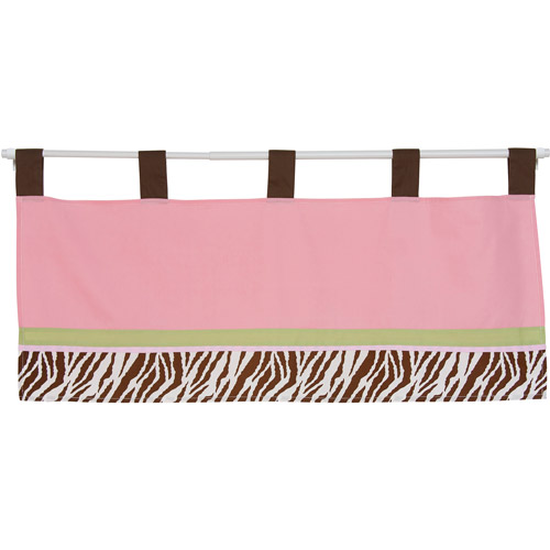 Pam Grace Creations Jolly Molly Monkey Window Valance