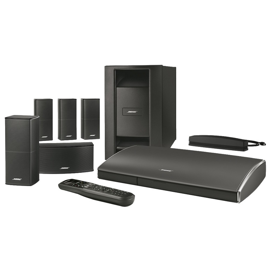 Bose Lifestyle 525 5.1 Home Theater System 1080p Control (Refurbished) by Bose